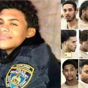 Anuncian inicio juicio resto pandilla mató a Junior