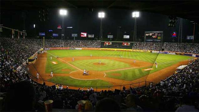 Reducen calendario béisbol Venezuela
