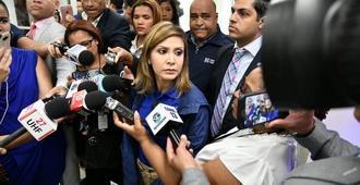 Podrían investigar madre joven caso oficiales PN
