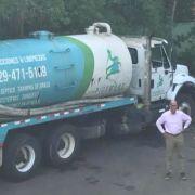 retienen camión que contaminó el río Jacagua