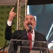 Danilo Medina le responde a Leonel Fernández