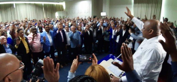 PRM instala comités municipal y provincial
