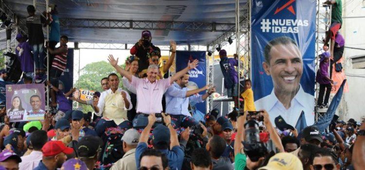 "Gonzalo dice PLD ganará ""mucho a chin"" en febrero"