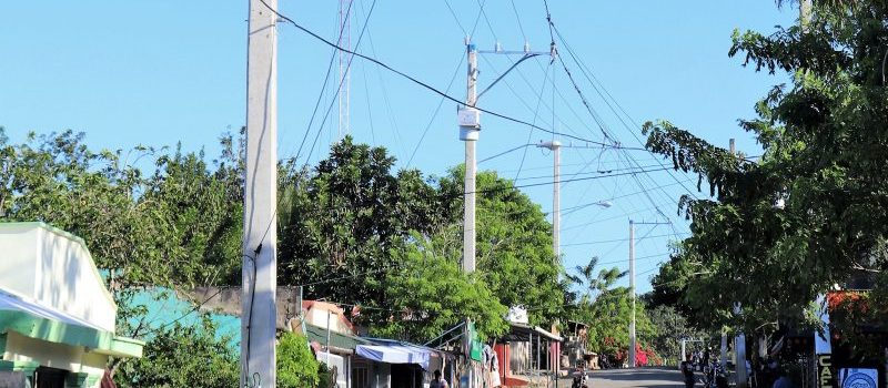 Termina rehabilitación de redes zonas SFM