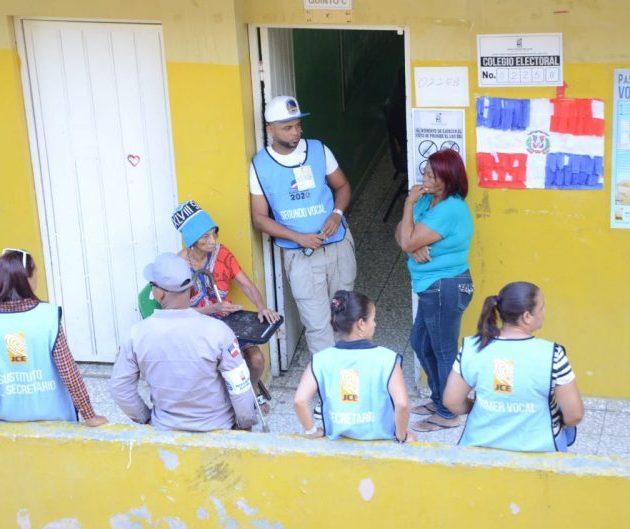 Inconvenientes técnicos en inicio de elecciones