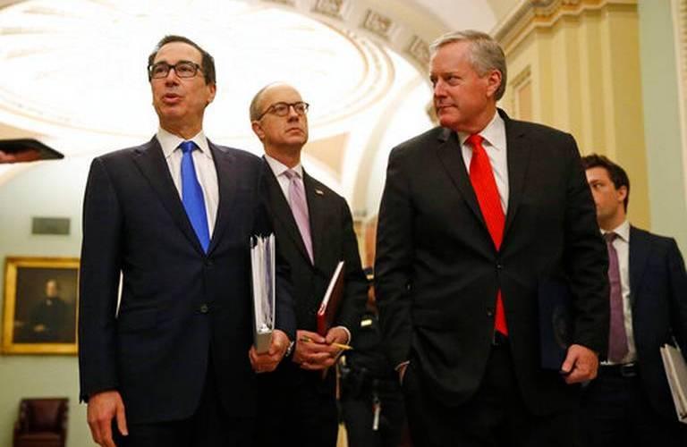 Harán rescate económico millonario sectores EE.UU.