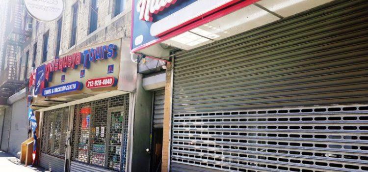 Negocios de dominicanos peligran en condados NY