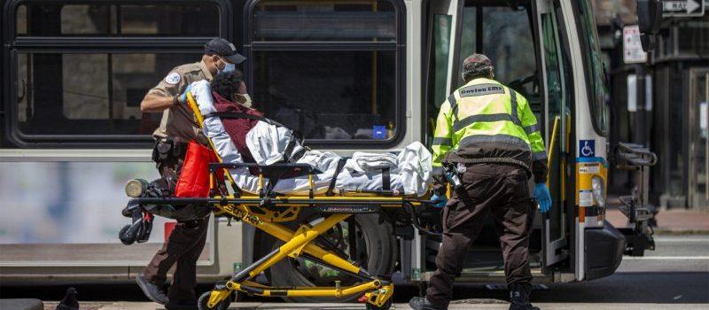Muchos dominicanos muertos Nueva Inglaterra