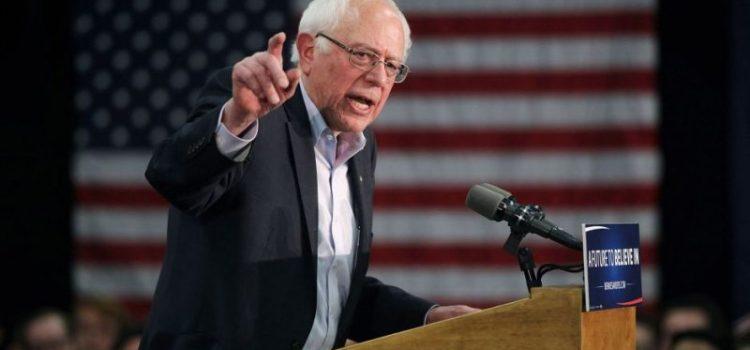 Sanders deja el camino libre a Joe Biden