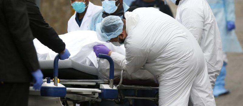 Más de 4 mil muertos y 300 mil infectados en EE.UU. por virus