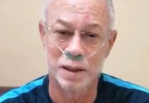 Profesor Izquierdo sigue en recuperación por coronavirus