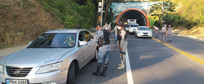 """Intervienen a Puerto Plata tras acto del """"peregrino"""""""