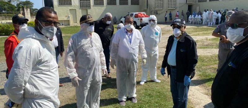 Dos muertos y cuatro enfermos en La Victoria