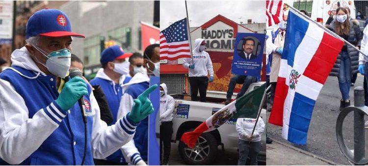 Ponen banderas a media asta por muertes