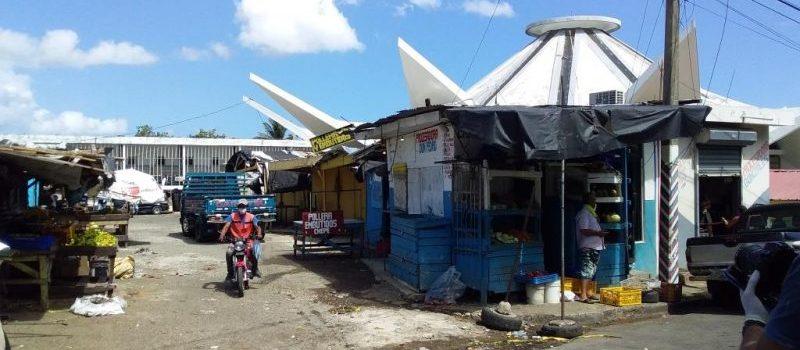 Proyectan reapertura mercado de Puerto Plata