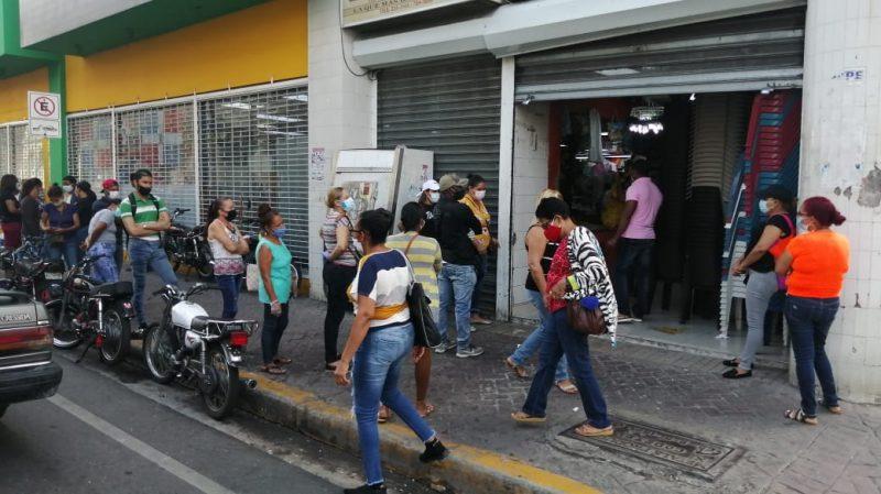 Actividades se reinician en zonas Santiago