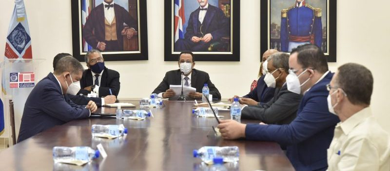 Educación realiza reunión Gabinete Ministerial