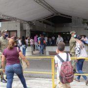 Reanudan labores en Junta Santiago luedo de sabotaje