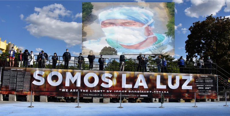 Honran memoria médico murió por coronavirus
