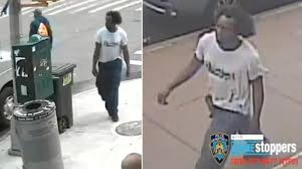 Buscan violador de mujer en parque Manhattan