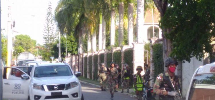 Allanan residencia candidata a senadora PRM en La Vega