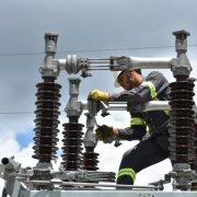 Eted informa sustitución postes en sector de La Vega