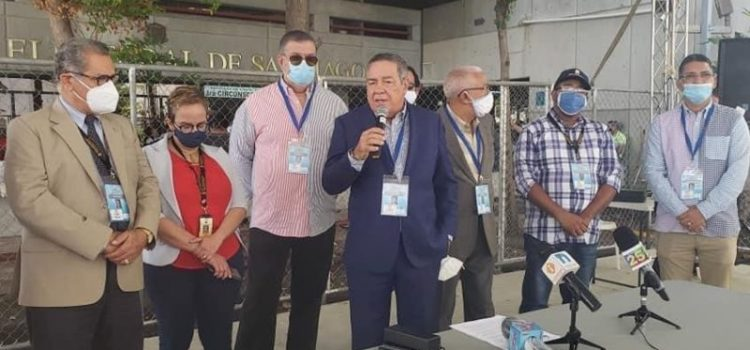 Piden JCE reclame aclaren robo en Junta de Santiago