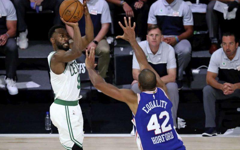 Celtics está a punto barrer Philadelphia