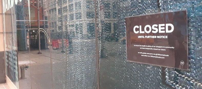 Nueva York solicitará dinero para desempleo por virus