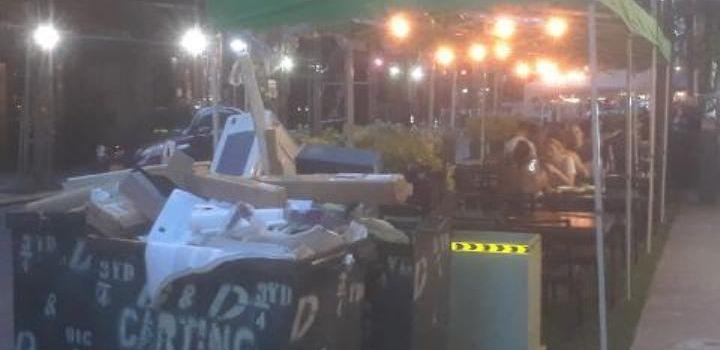 Cúmulo de basura amenaza la Gran Manzana