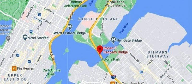 Hallan cuerpo de niño ahogó en río Harlem