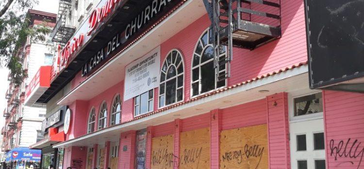 """Cierran el """"Típico Dominicano"""" por pandemia"""