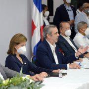 Abinader recuerda al PRM que Gobierno no es botín