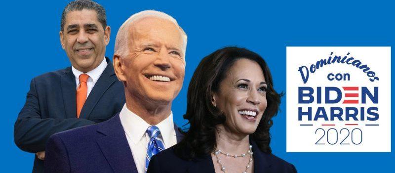 Preparan caravana respaldo a Biden