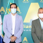 Diputados AlPaís rechazan cofrecito