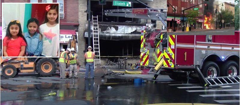 Tres niñas y dos mujeres mueren en incendio
