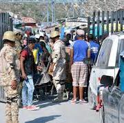 Presos haitianos por muerte menor dominicano
