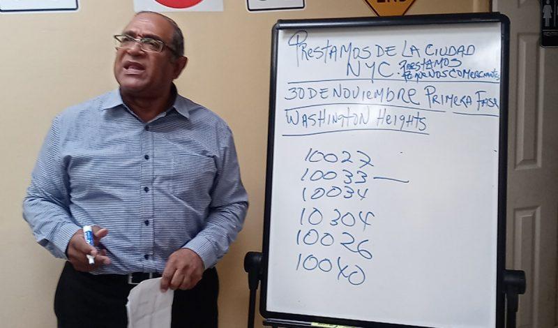 Líos entre comerciantes dominicanos y alcalde NY