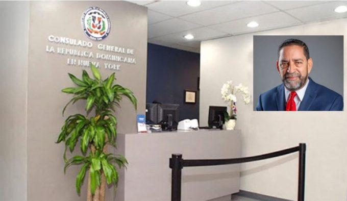 Consulado en Nueva York no laborar