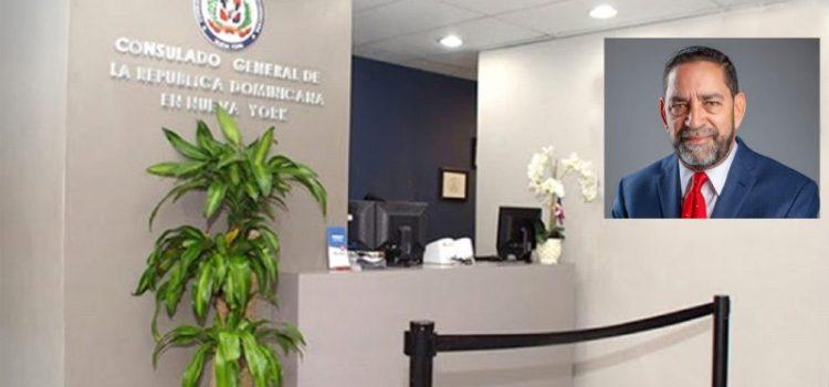 Consulado dice no trabajará jueves y viernes