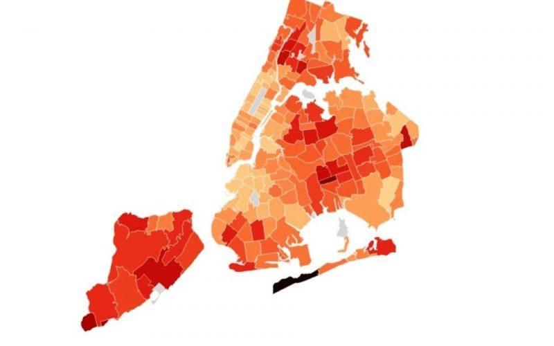 Continúa aumento del COVID-19  en Nueva York