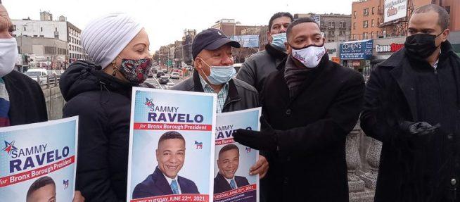 Busca presidencia condado de El Bronx