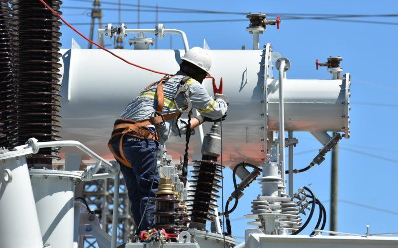 Incremento de capacidad transformador San Marcos
