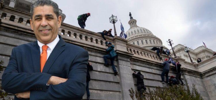 Espaillat pide injuiciar Trump por acto de ayer