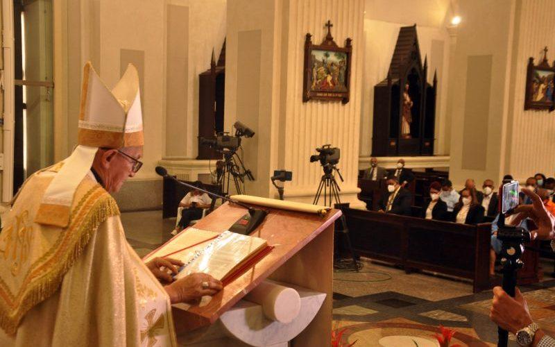 Monseñor Plinio Reynoso pide imitar actos de Duarte