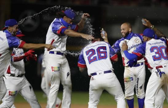 Dominicana a la final Serie Caribe
