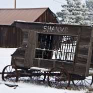Shaniko Ghost Town Oregon Part 3