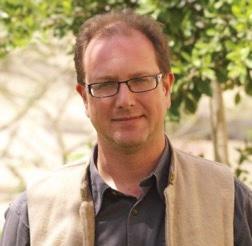 Dr Nicholas Warner