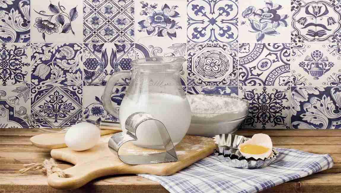 kitchen tiles identification skills