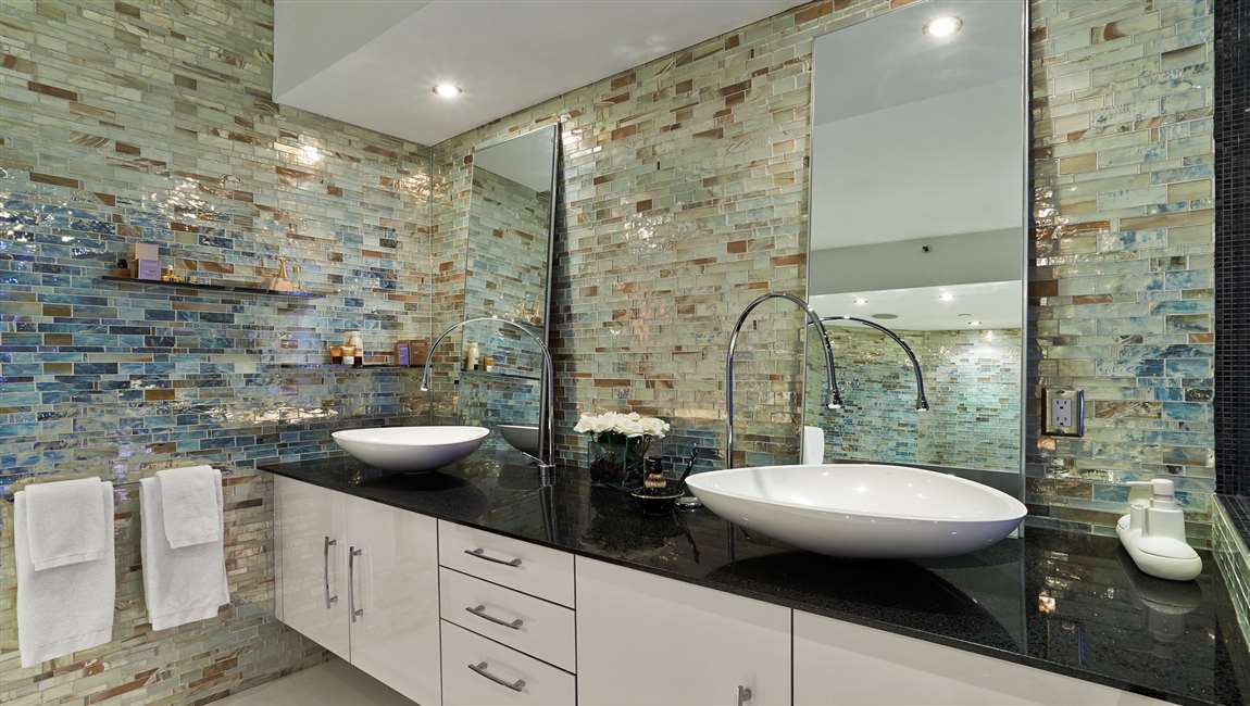 how to avoid common glass tile